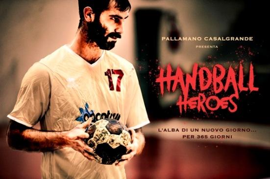 Handball Heroes 2k18: Prenota il calendario più hot del nuovo anno!