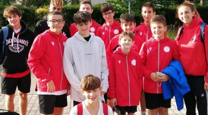 La Casalgrande Padana Under 15 maschile centra un lusinghiero 3° posto al Torneo di Campogalliano
