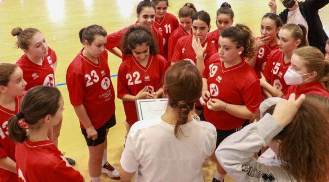 U15 femminile, la Casalgrande Padana affronta Cassano e Brunico per conquistare il 9° posto a livello nazionale