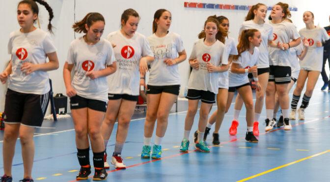 Under 15 femminile, la Casalgrande Padana parte con una duplice sconfitta ma le biancorosse non demordono